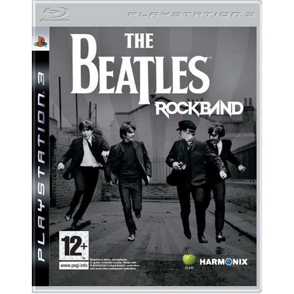 The Beatles : rock band PS3