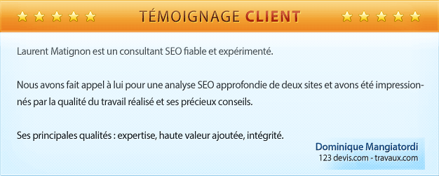 Audit par un freelance SEO